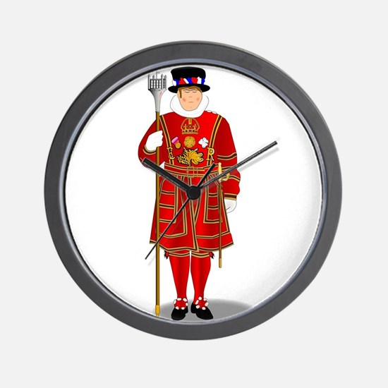 Beefeater Wall Clock