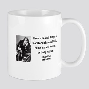 Oscar Wilde 24 Mug