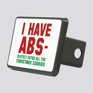 I Have Abs Rectangular Hitch Cover