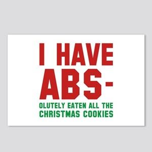I Have Abs Postcards (Package of 8)