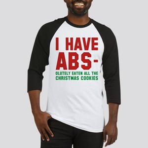 I Have Abs Baseball Jersey