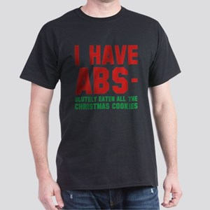 I Have Abs Dark T-Shirt