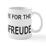 Schadenfreude Funny Mug