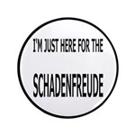 Schadenfreude Funny Button