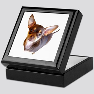 Chihuahua Chocolate Keepsake Box
