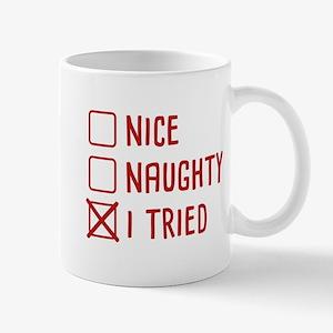 I Tried Mug