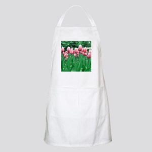 Spring Tulips Light Apron