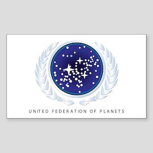United Federation of Planet Sticker