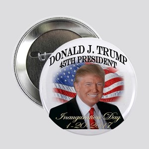 "Trump Inauguration Smile 2.25"" Button"