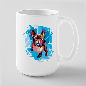 Prismatic Archie Large Mugs