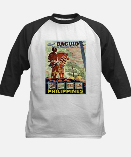 Vintage poster - Philippines Baseball Jersey