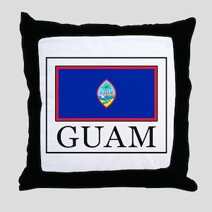 Guam Throw Pillow