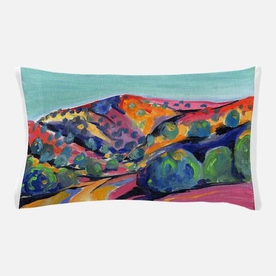 New Mexico Art Pillow Case