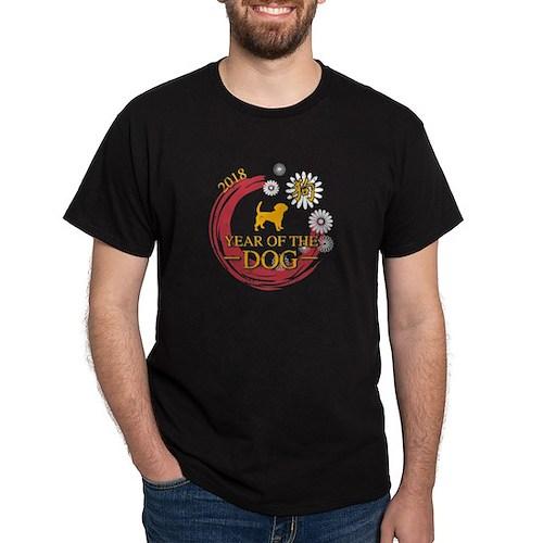 Chinese New Year Celebration Shirt Dog Chi T-Shirt