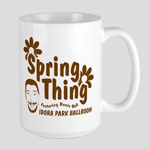 Boots Bell Spring Thing Large Mug