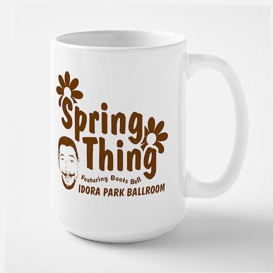 Boots Bell Spring Thing Large Mug