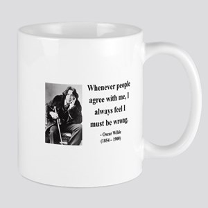 Oscar Wilde 27 Mug
