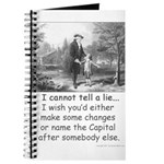 I Cannot Tell a Lie Journal