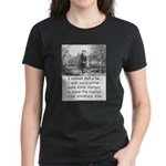 I Cannot Tell a Lie Women's Dark T-Shirt