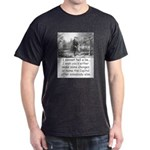 I Cannot Tell a Lie Dark T-Shirt