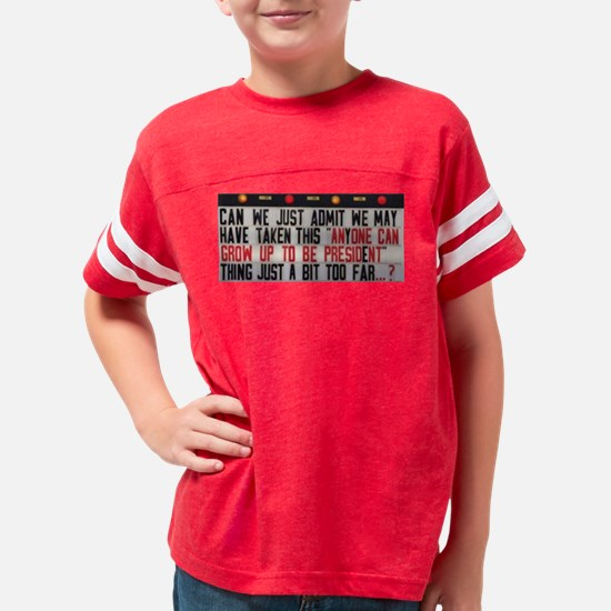 Anyone can T-Shirt