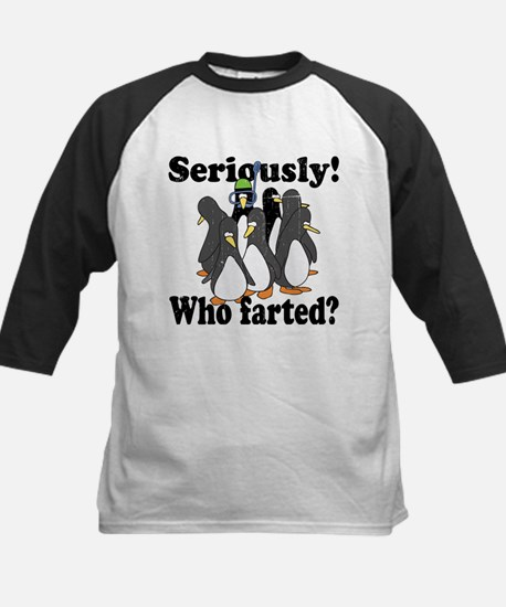 serilusly-who-farted-yellow.gif Baseball Jersey
