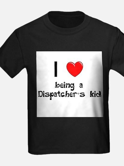 Fire Dispatcher T-Shirt