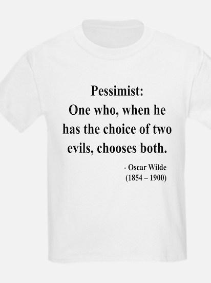 Oscar Wilde 28 T-Shirt