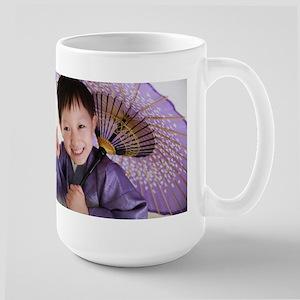 the Shichi-Go-San festival Mugs