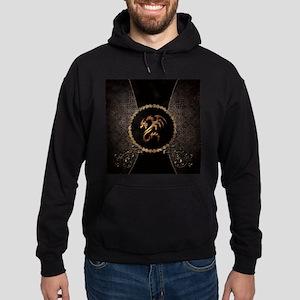 Awesome dragon, tribal Sweatshirt