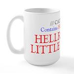 HELLRAISER's LITTLE SISTERS Large Mug