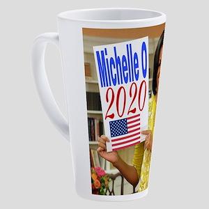 Michelle Obama 17 oz Latte Mug