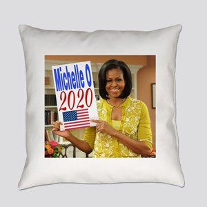 Michelle Obama Everyday Pillow