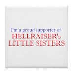 HELLRAISER's LITTLE SISTERS Tile Coaster