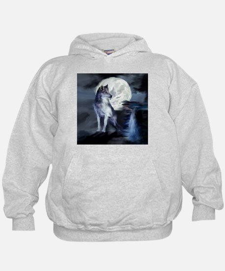 Midnight Wolf Sweatshirt