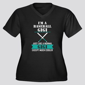 I'M A Baseball Gigi Just Like A Normal Gigi Except