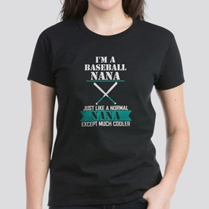 I'M A Baseball Nana Just Like A Normal Nana Except