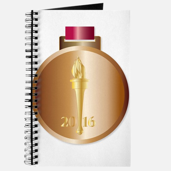 Bronze Medal Journal