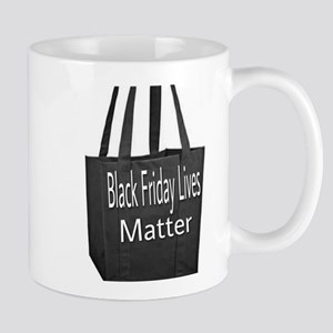 Black Friday Lives Matter Mugs