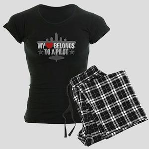 myheartpilot2 Pajamas