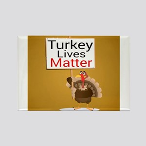 Turkey Lives Matter Magnets