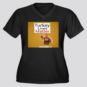 Turkey Lives Matter Plus Size T-Shirt
