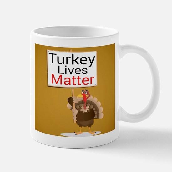Turkey Lives Matter Mugs