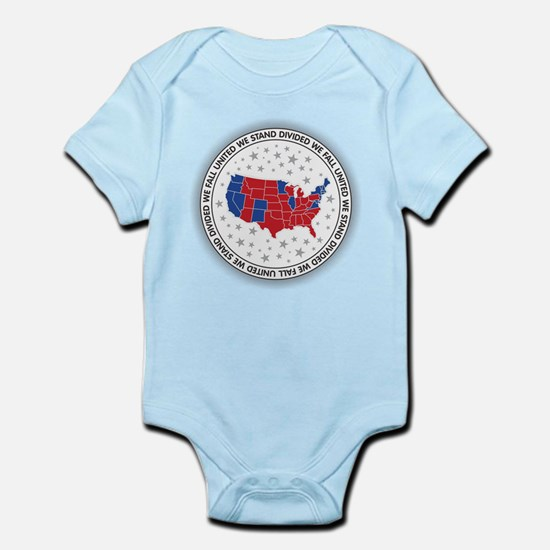 United We Stand - Divide We Fall Body Suit