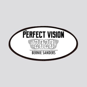 Bernie Sanders 2020 Perfect Vision Patch