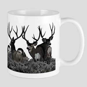 Monster buck deer Mugs