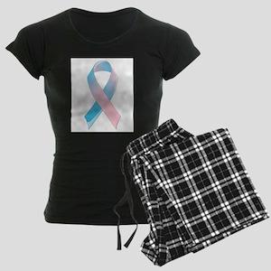 Premature Birth Awareness Rib Pajamas