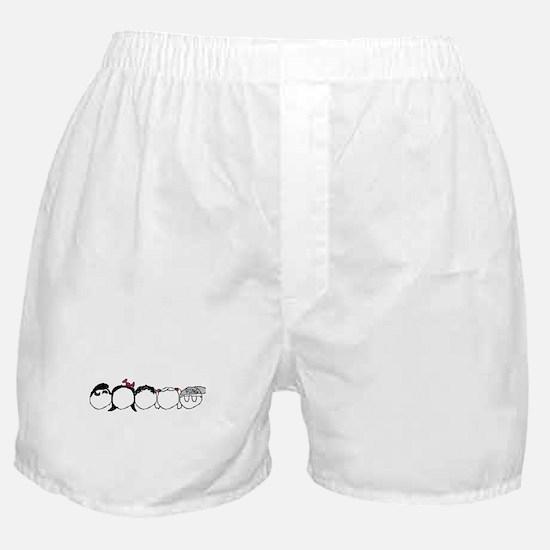 The 5th Wheel: 5x Weird Boxer Shorts
