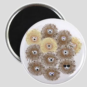 Hedgehog Party Magnets