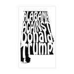Alabama Against Donald Trump Bumper Sticker